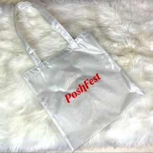 PoshFest 2019 Clear Tote Bag